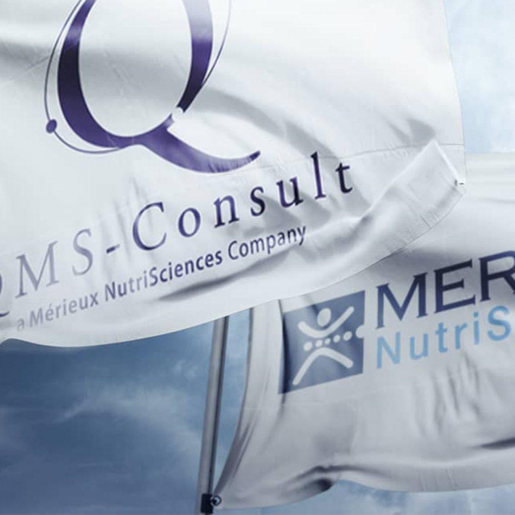 Erhvervelse af QMS Consult af Mérieux Nutrisciences
